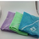 Microfiber Towel Sports With Zipper Pocket