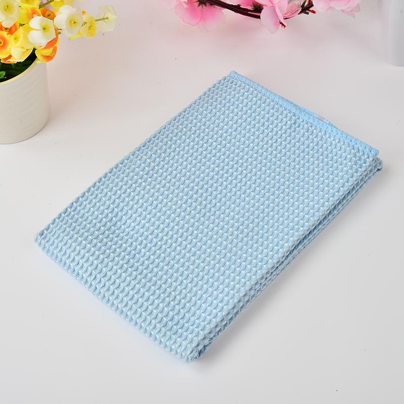 Hottest Lattice Microfiber Waffle Kitchen Towel Tea Towel